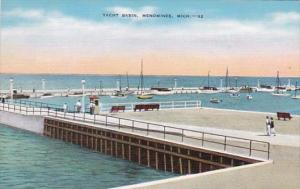 Michigan Menominee Yacht Basin