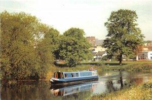 uk46916 river nene midsummer meadow uk