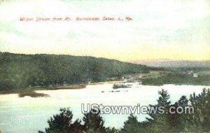Wilson Stream in Sebec, Maine