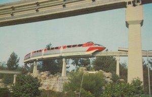 DISNEYLAND, Magic Kingdom, 1970s; Daily operating Monorail