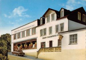 GG8735 pension arnsteiner hof seelbach ub nassau  hotel restaurant  germany