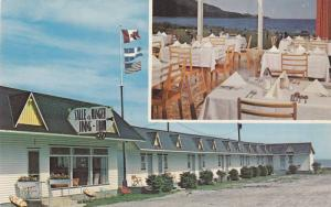 2-Views, Motel Etiole D´Or, Riviere-a-Claude, Gaspe Nord, Province of Quebec...