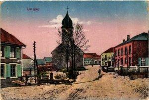 CPA Lorraine Vosges Luvigny l'Église (982943)