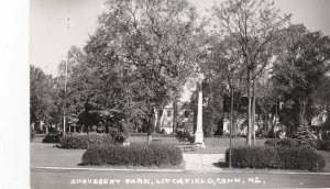 RP, Shrubbery Park, Litchfield, Connecticut, 1930-1950