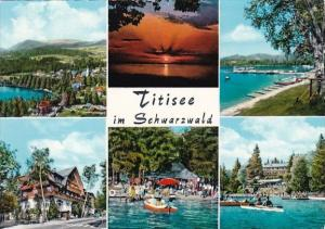 Germany Titisee Im Schwarzwald Multi View