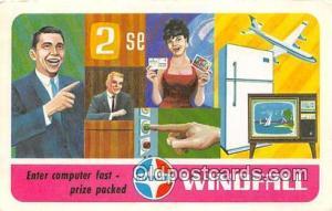 Royalite Windfall Advertising Postcard Post Card  Royalite Windfall Postcard ...