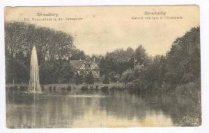 Maison Rustique A l'Orangerie, Strassburg (Bas Rhin), France, 1900-1910s