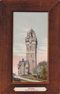 Wallace Monument, STIRLING, Scotland, UK, 1900-1910s