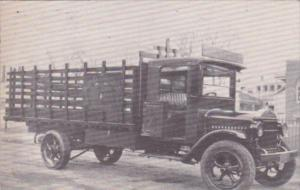 Ballston Spa New York Historic Series 1920 Bentley Express Company Delivery T...