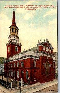 Pennsylvania Philadelphia Christ Church