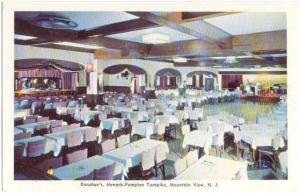 Dining Room, Donohue's, Newark-Pompton Turnpike, Mountain View, New Jersey, NJ