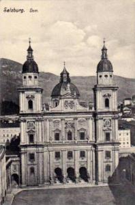 Salzberg. Dom. Austria , 00-10s