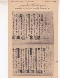 Lady Jane Grey Prayer Book On Execution Stand Old London Museum Exhibit Postcard