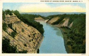NY - Genesee River near Mt Morris