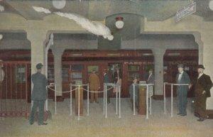 PHILADELPHIA , Pa. , 1900-10s ; Market Street Subway Station