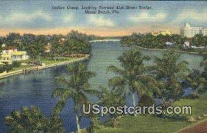 Indian Creek - Miami Beach, Florida FL