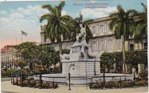 Cuba Havana India Monument