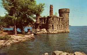 NY - Thousand Islands. Heart Island, Power House