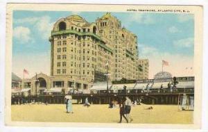 Hotel Traymore, Atlantic City, New Jersey, 1922 PU