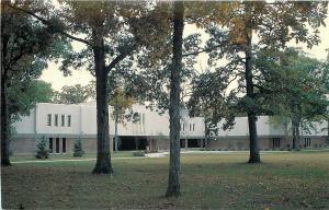 Anderson University Indiana~Ellnore Decker Krannert Fine Arts Center~1978 PC