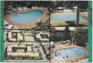 HOSPITALITY SUITE RESORT, Scottsdale, Arizona, unused Postcard