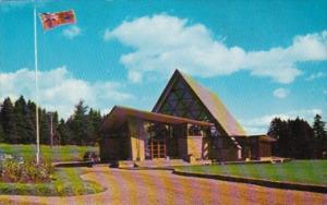 Canada Cape Breton Baddeck The Alexander Bell Memorial Museum