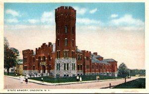 New York Oneonta State Armory