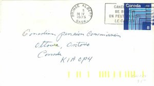 Entier Postal Stationery Postal Canada Prince Albert