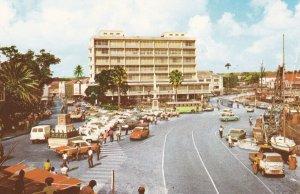 BARBADOS, West Indies, 40-60s ; Bridgetown, Classic Cars