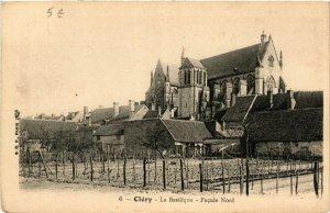 CPA CLÉRY - La Baislique - Facade Nord (632140)