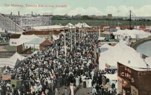 TORONTO, Ontario , 1911 ; Midway , C.N.E. ; #2