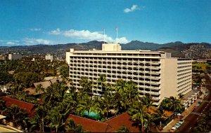Hawaii Waikiki Sheraton Princess Kaiulani Hotel
