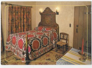 Bokhara Guest Bedroom Scotty's Castle Death Valley California  4 by 6