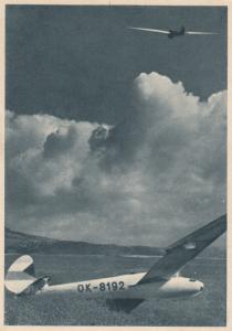 Glider Airplane , Czech Republic , 1930s # 2