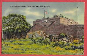 Martello Towers, Old Union Fort, Key West, Florida
