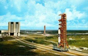 Florida John F Kennedy Space Center NASA Apollo 4
