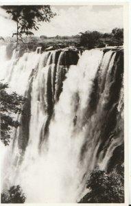 Zimbabwe - Rhodesia Postcard - Eastern Cataract - Victoria Falls - Ref TZ5547