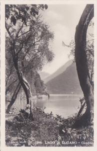 Switzerland Lago di Lugano Gandria Photo