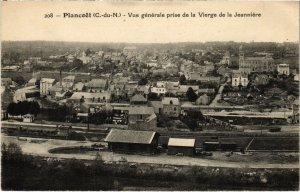 Cpm Plancoet Cotes Du Nord La Maison De Velleda Vue Par Avion Hippostcard