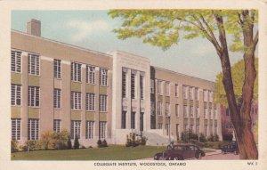 WOODSTOCK, Ontario, Canada, 1900-1910's; Collegiate Istitute
