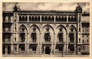 CPA AK BARI Palazzo Fizzarotti . ITALY (531653)