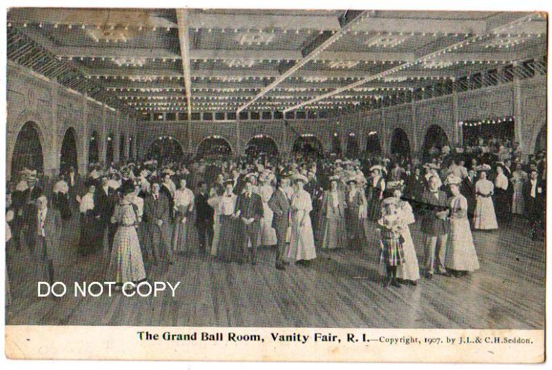 Grand Ball Room, Vanity Fair RI