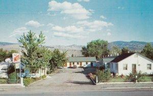 OLIVER , B.C. , Canada , 1964 ; Valley Motel