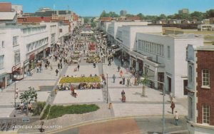 Woolworths Southampton Aerial 1970s Postcard