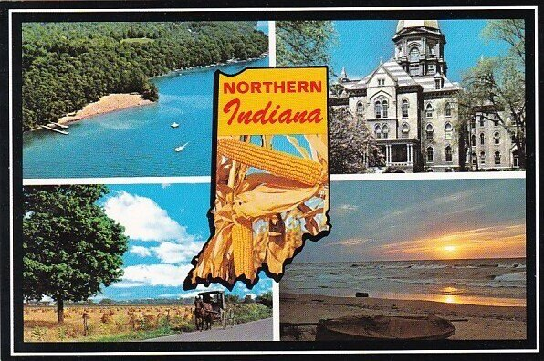 Indiana Northern Indiana The Beautiful Vital Lifestyle Of This Interesting Ar...