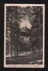 059105 GERMANY Durchiblick von der Hohensonne