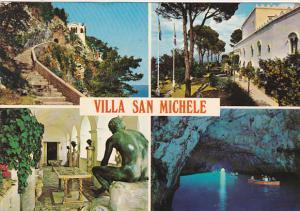 Italy Ana Capri Villa San Michele Multi View Axel Munthe