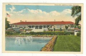 Pavilion, Garfield Park, Chicago, Illinois, PU-1920