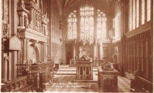 Beauchamp Chapel, St Marys Church Warwick United Kingdom, Great Britain, Engl...