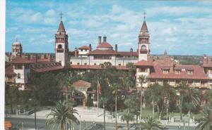 ST. AUGUSTINE, Florida, 1940-1960's; Flagler College